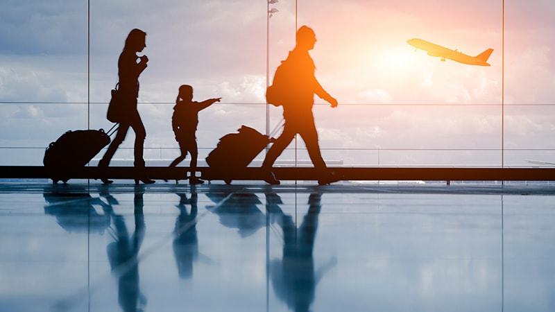 Matkustaminen avartaa ja lisää hyvinvointia