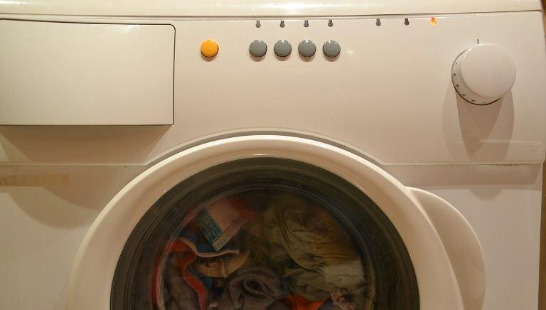 Hajosiko pesukone? Uusi kannattaa hankkia harkiten