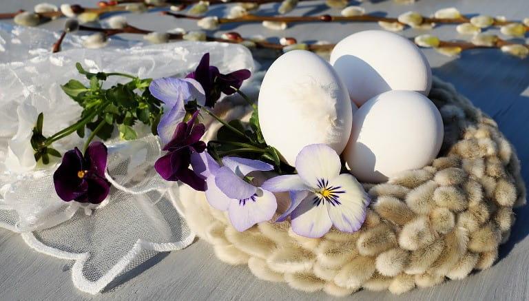 Pääsiäistä voi viettää monin eri tavoin